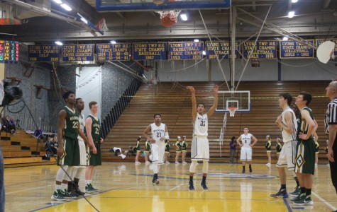 Free throws give team win in regional tournament