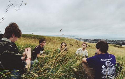 Acting takes students to Scotland