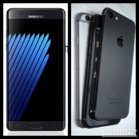 iPhone 7 v. Galaxy Note 7; Which is better?