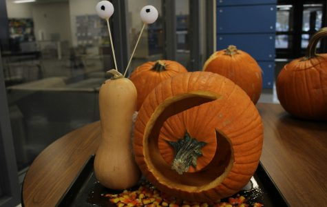 Seasonal pumpkin contest encourages students to participate