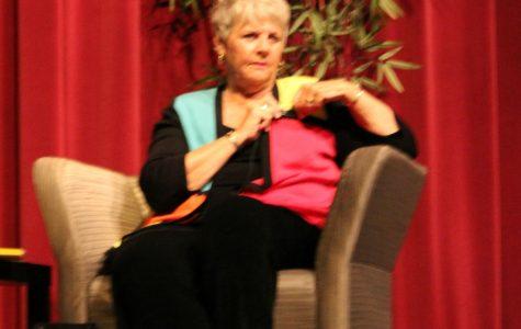 Lifelong fight for gender equality earns '66 grad Chris Voelz Distinguished Alumni Award