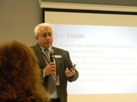 Board of Education welcomes community members to discuss referendum