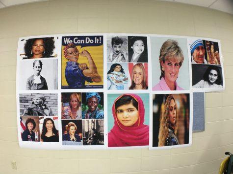 School stands up to empower women on International Women's Day