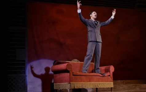 The Addams Family comes alive on stage