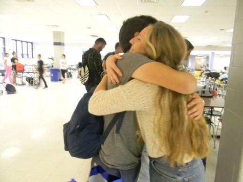 Students build friendships through exchange program