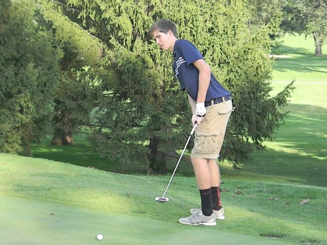 Golfers head to sectionals Monday
