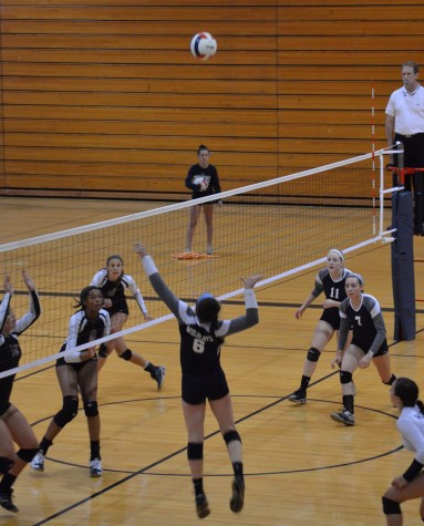 Volleyball vs Wheaton Academy