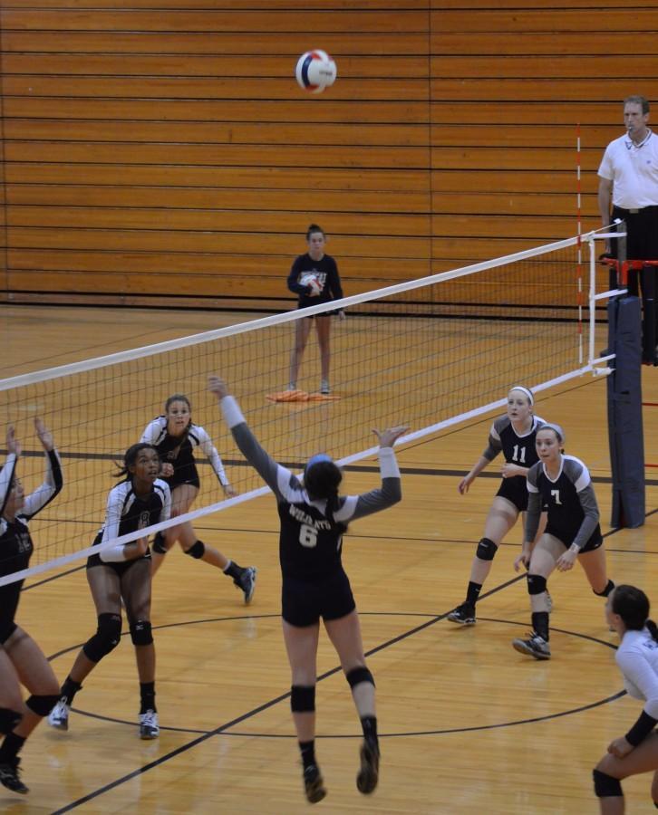 Volleyball vs Wheaton Academy