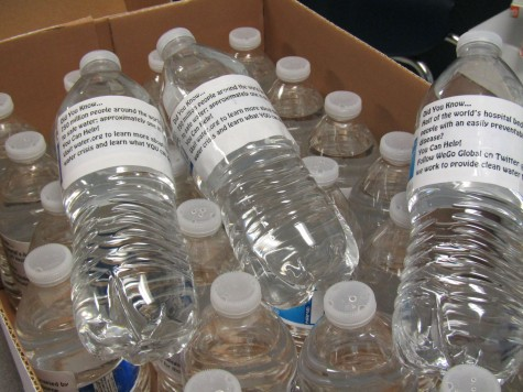 Fundraisers target water conservation