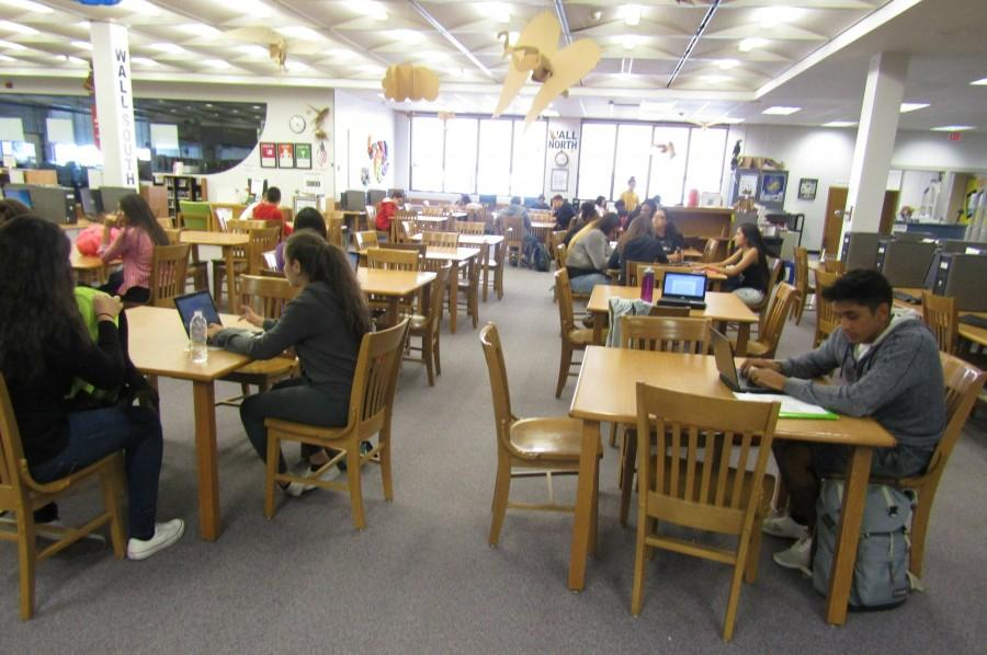 To accommodate students in preparation of e-learning, the LRC and commons are open for two hours after school as a resource for Internet connection.