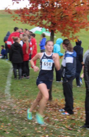 Brotnow qualified for sectionals with a time of 19:37 at the regional meet hosted by West Chicago on Oct. 24.