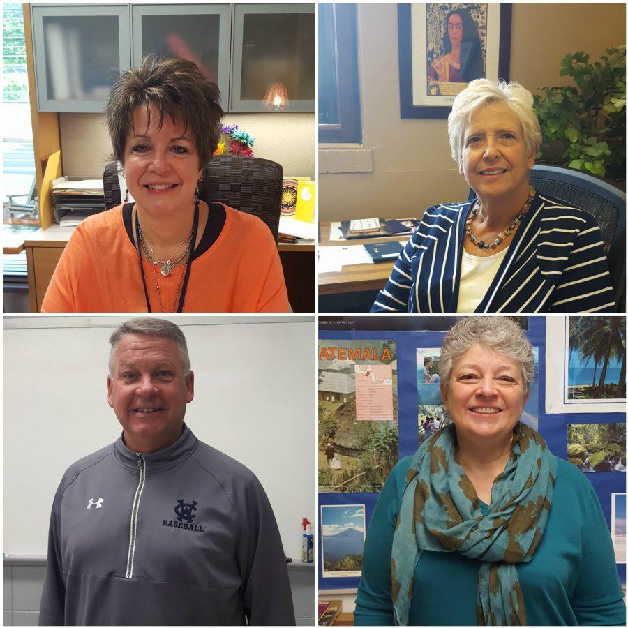 Retiring teachers and administrators recall careers