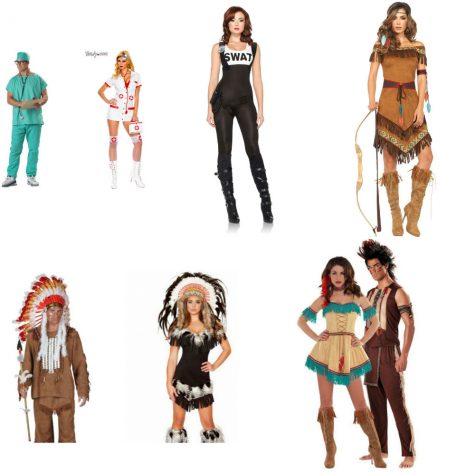 Halloween costumes changed over the years, for better or for worse?