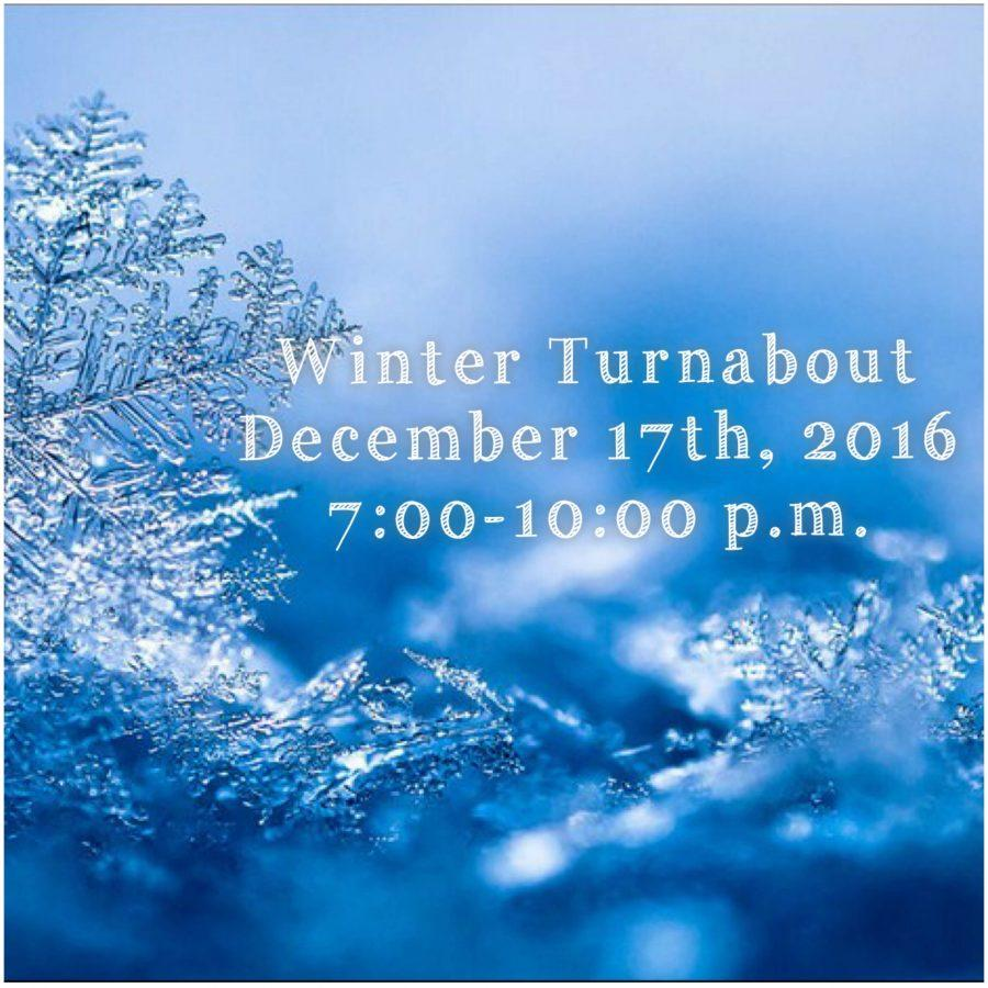 The turnabout dance is Saturday. There will be a VIP section for an additional charge.