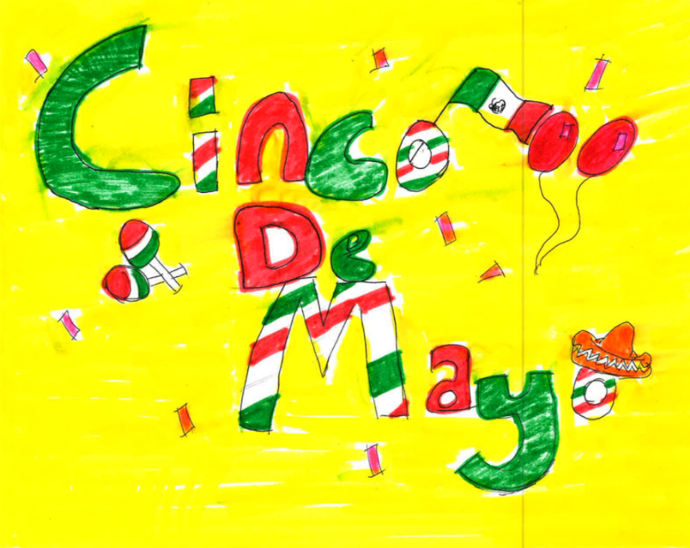 Cinco de Mayo is a celebration of a battle won at Puebla, Mexico against French troops.