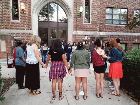 Compass prays for school and the world