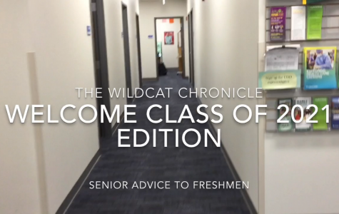 What's your advice for the freshmen ?