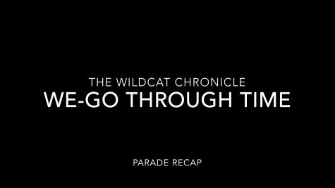 We-Go Through Time parade recap