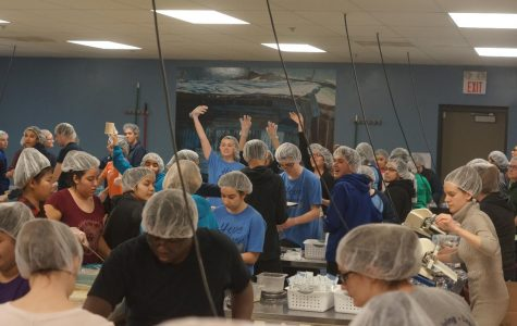 Benefit competition unites clubs at Feed My Starving Children