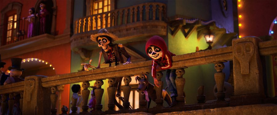 The+National+Honors+Society+will+show+the+Pixar+movie+%22Coco%22+on+Friday+at+6%3A30+p.m+in+commons.+