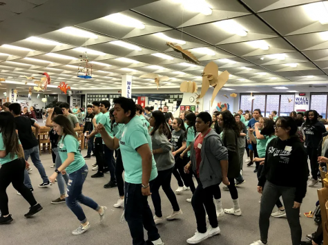 ROAR's in-school event brings students closer