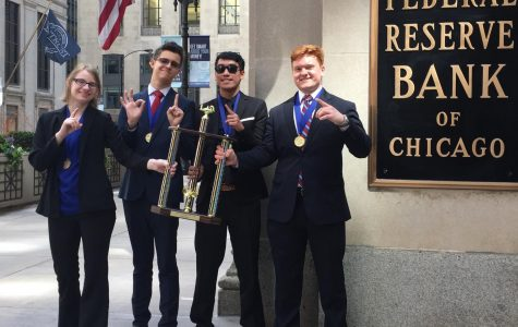 Personal finance challenge team heads to nationals after winning first place at state