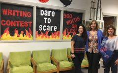 Students can show writing talent in Dare to Scare contest