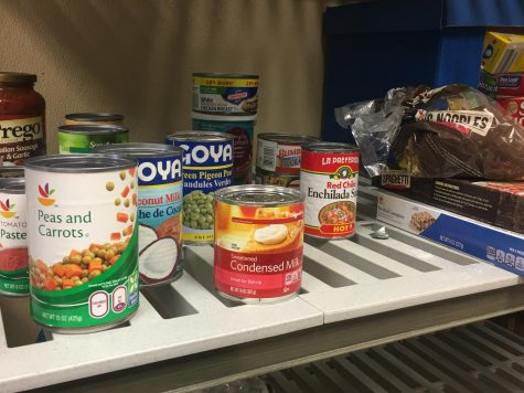 FCCLA's annual can drive fights local hunger