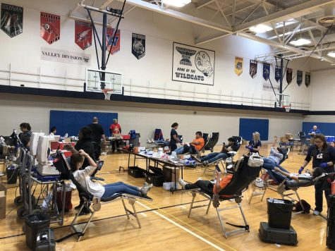 School gives back to community through spring blood drive
