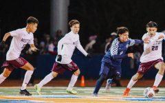 Boys varsity soccer wins Class 3A championship