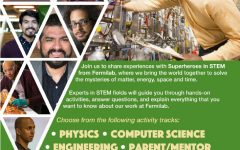 Paid internship available for students interested in STEM career