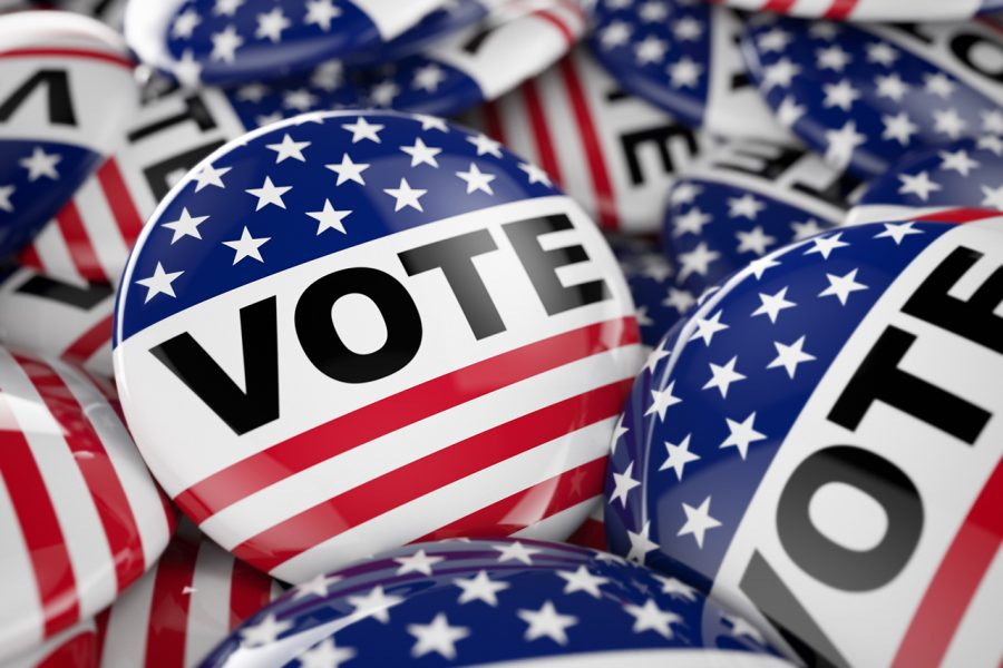 Election day will be Nov. 3.