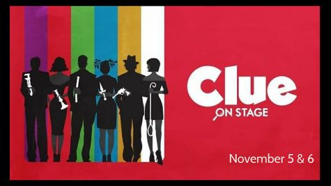 The Clue promotional poster.