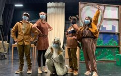 Navigation to Story: Squirrel Girl Goes to College (and the Theatre!)