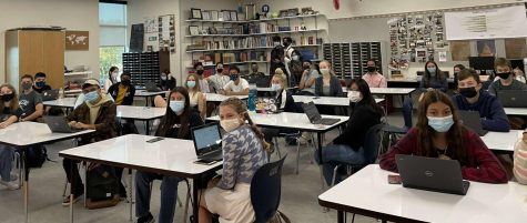 Student Council meets to discuss upcoming Homecoming festivities